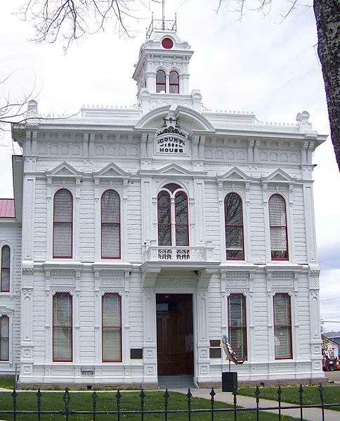 Mono County CourtHouse Bridgeport