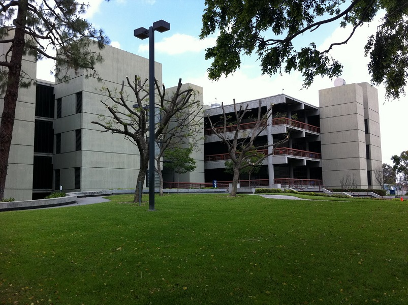 Bellflower Courthouse LA County