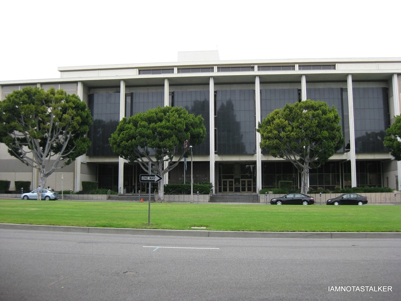 Beverly Hills Courthouse LA County