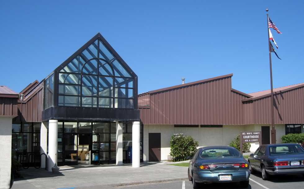Del Norte Superior Court (Crescent City)