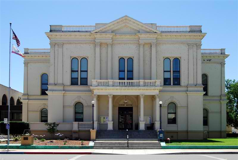 Willows Courthouse Glenn County