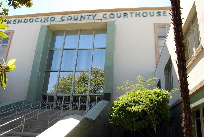 Mendocino Superior Court Ukiah