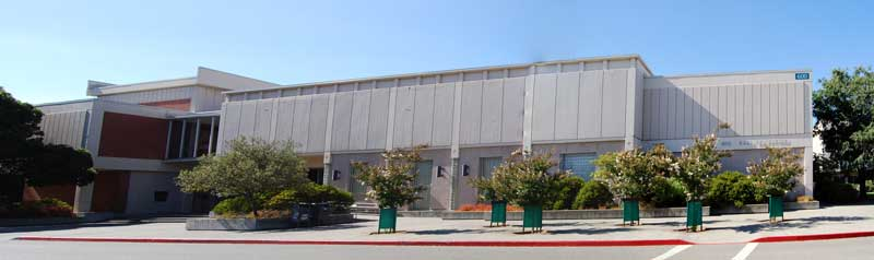 Sonoma County Santa Rosa Courthouse