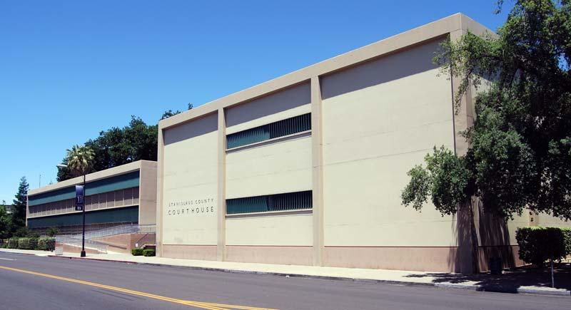 Stanislaus County Courthouse Modesto