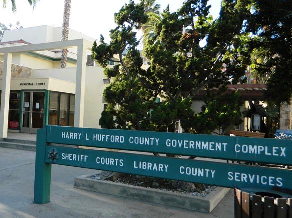 Catalina Courthouse LA County