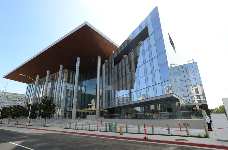 Governor George Deukmejian Courthouse (Long Beach, LA)