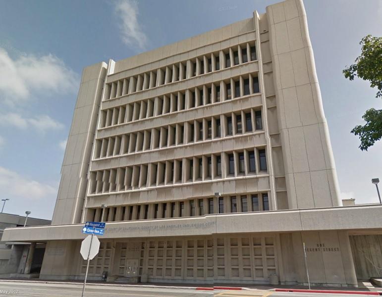 Inglewood Courthouse LA County
