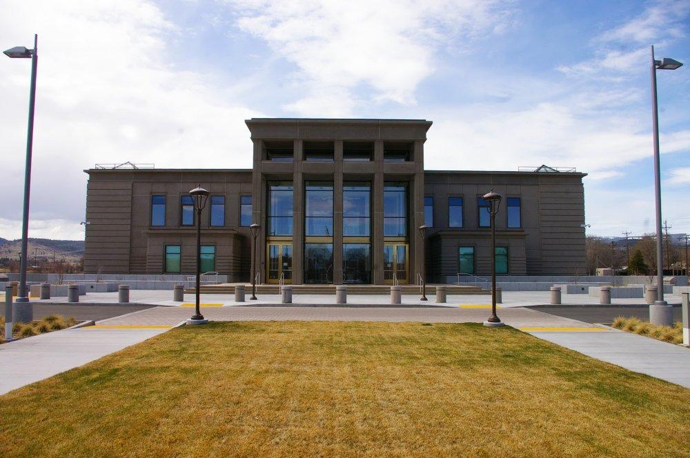 Lassen County Courthouse (Susanville)
