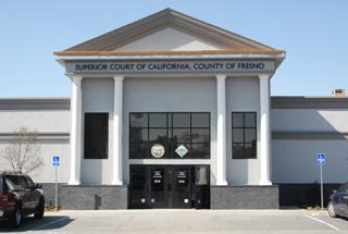 M Street Civil Courthouse (Fresno)