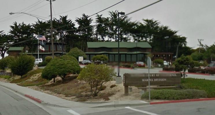Marina Courthouse Monterey County