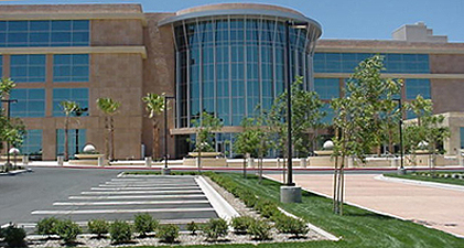 Michael D. Antonovich Courthouse LA County