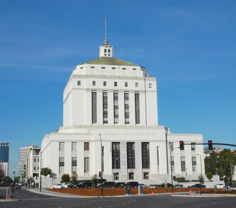 Rene C Davidson Courthouse Oakland Alameda California