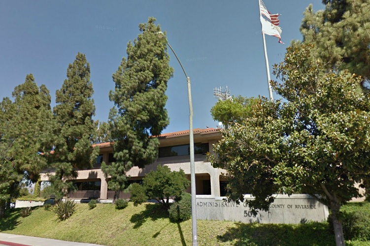 Riverside - Corona Courthouse