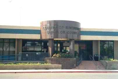 Riverside - Hemet Courthouse