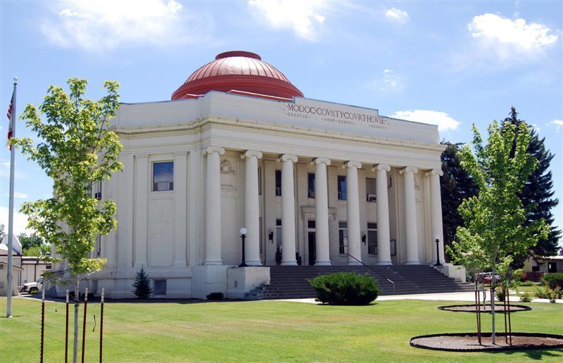 Robert A Barclay Justice Center (Alturas CA)