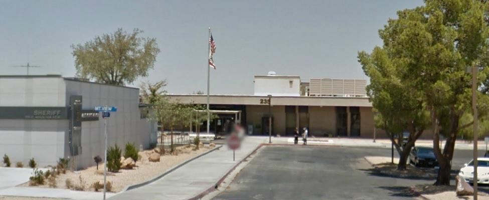 San Bernardino County - Barstow Courthouse