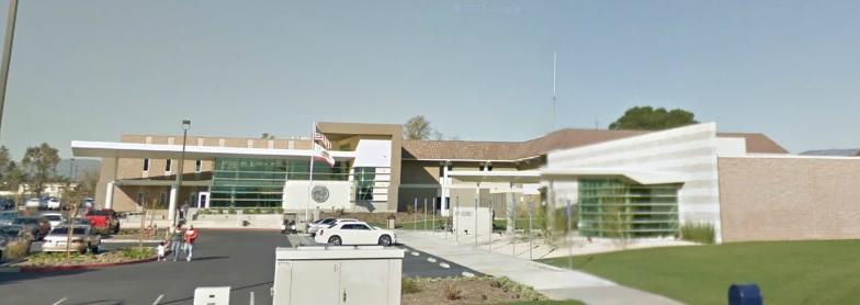 San Bernardino County - Fontana Courthouse