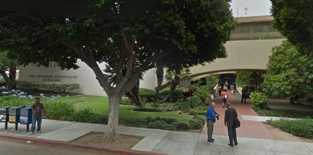 San Fernando Courthouse LA County