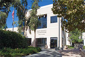 Simi Valley - East County Courthouse (Ventura)