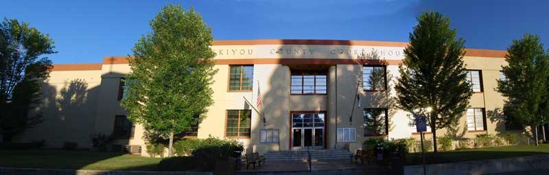 Siskiyou County Yreka Courthouse