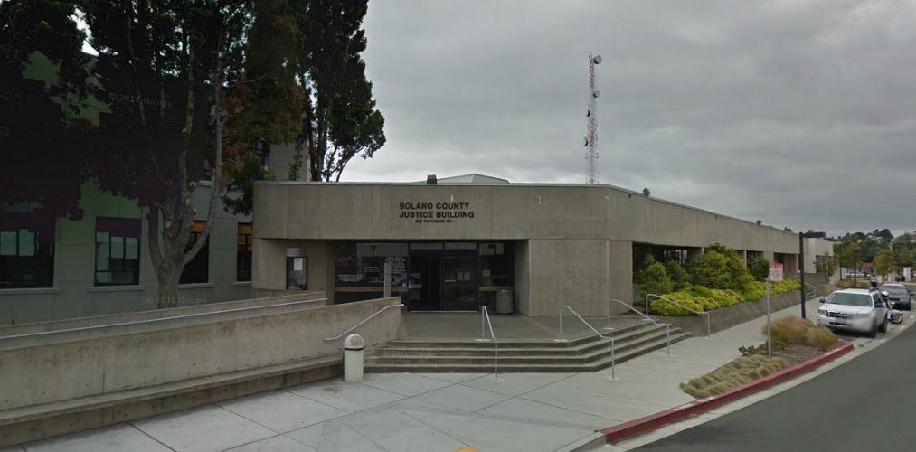 Vallejo Courthouse