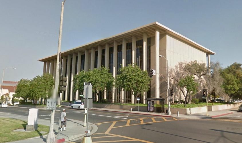 Alhambra Courthouse LA County