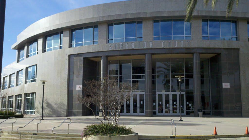 Chatsworth Courthouse LA County