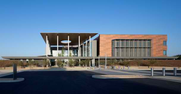 South County Justice Center Porterville