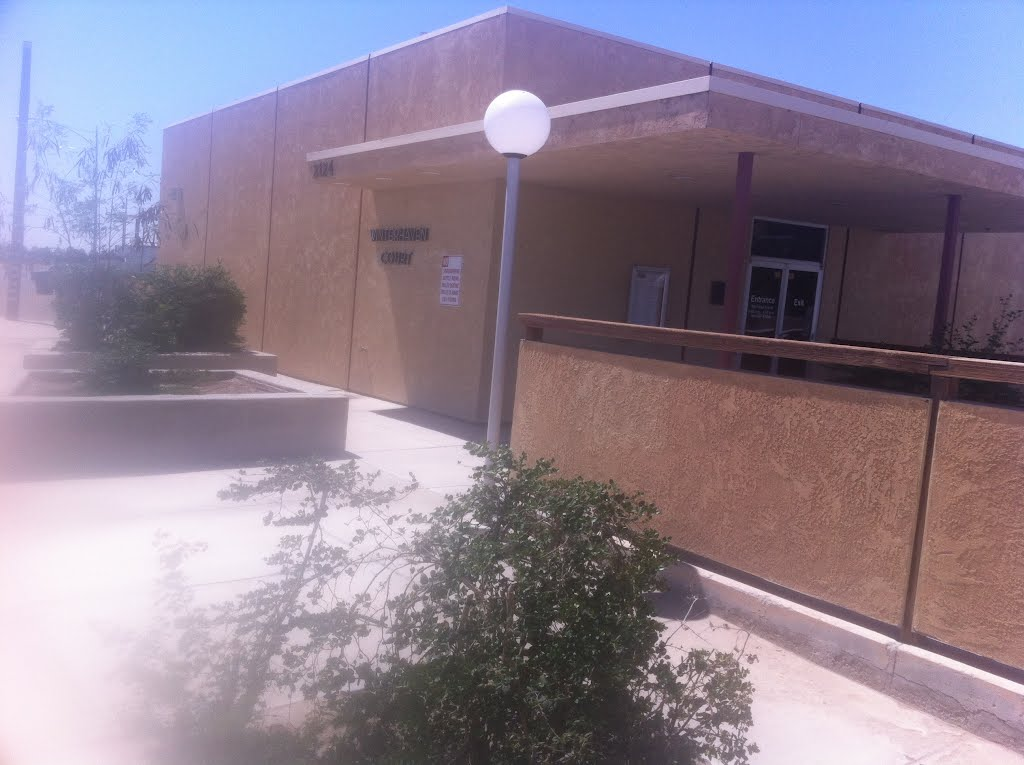Winterhaven Courthouse (Imperial County)